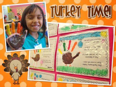 Mrs. Ricca's Kindergarten: Thanksgiving Math & Literacy Centers + FREEBIES!