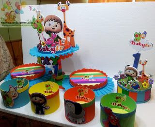 DECORACIONES INFANTILES: BABY TV