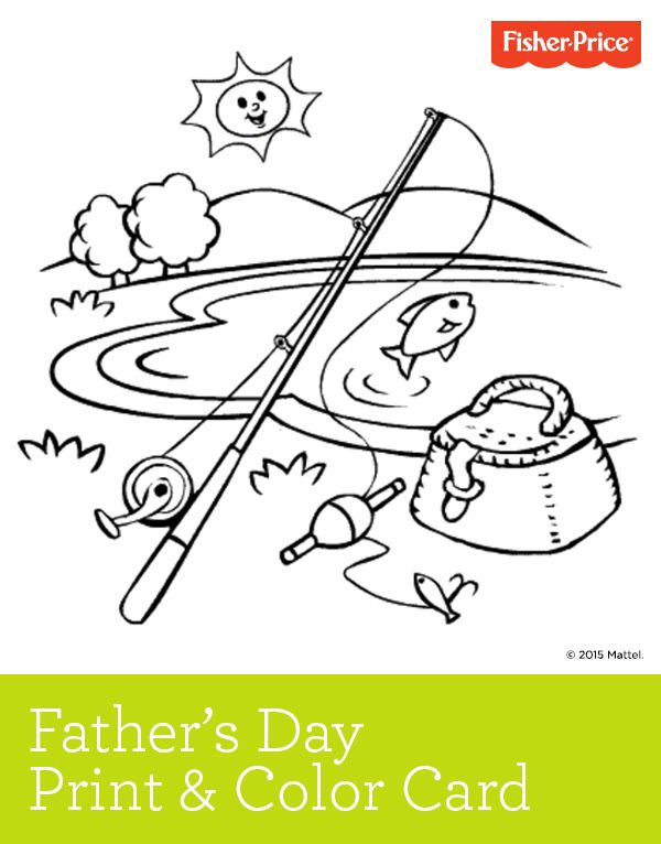 What A Great Way To Spend Special Day Make This Print And Color Fathers Card Extra By Using It As An Invitation Afternoon