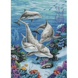 1000 Images About Underwater Cross Stitch On Pinterest Mermaid Cross Stitch Patrones And