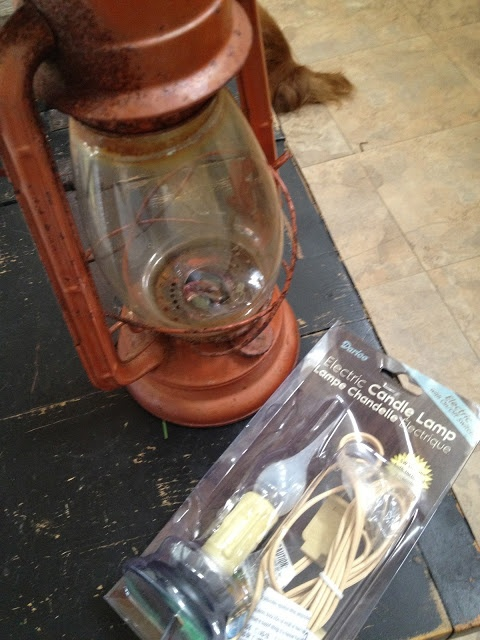 How to Make a Lighted Lantern