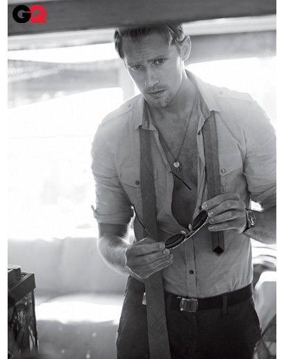 Alexander Skarsgard <3