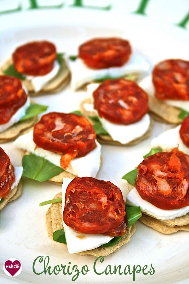 25 best ideas about easy canapes on pinterest smoked for Simple canape appetizer