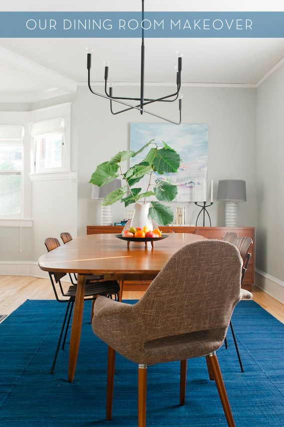 The Curbly House: Our Dining Room Revealed! » Curbly | DIY Design Community