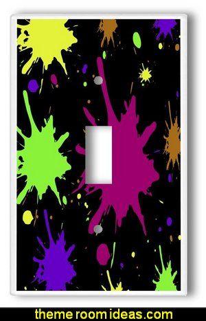 Best 25+ Splatter paint bedroom ideas on Pinterest ...