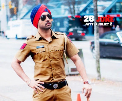 Punjab Police Full Video Song - Jatt & Juliet 2 - Diljit Dosanjh