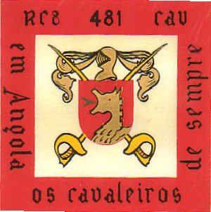Esquadrão de Cavalaria 481 Angola