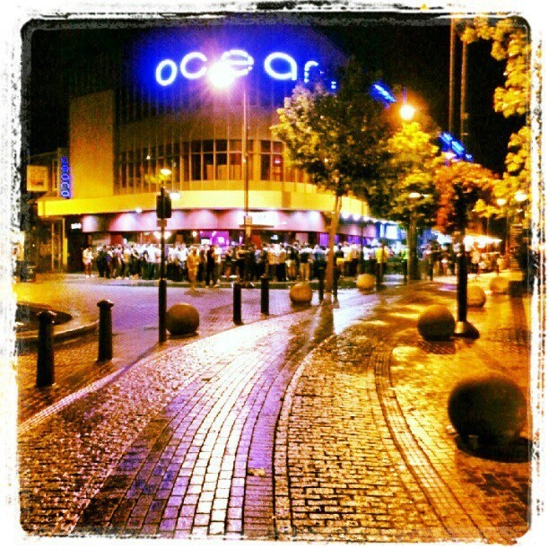 Another busy night at Oceana Watford
