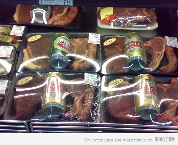Only in South Africa! :)