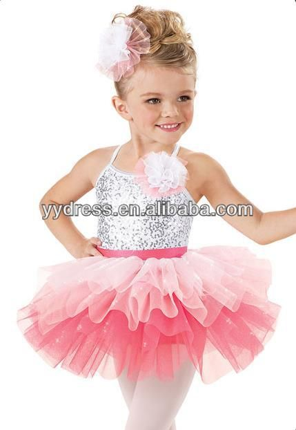 Stage Ballet Children's Dance Costumes Dancing stage performance dress Colours changable OEM/ODM service
