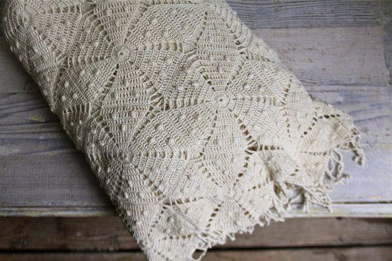 Crochet Bedspread Pattern Uk