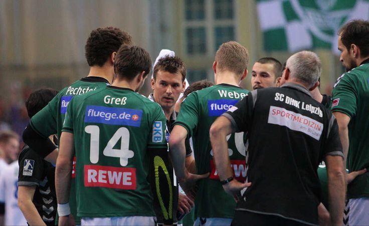 """DHfK Leipzig empfängt TV Emsdetten – """"Leipzig braucht Blut"""""""
