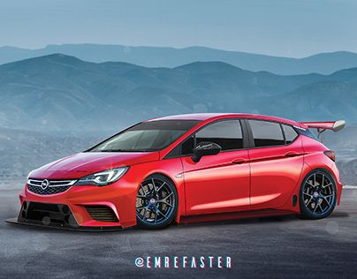 """Check out new work on my @Behance portfolio: """"Opel Astra 2015 Virtual Modified"""" http://be.net/gallery/36690543/Opel-Astra-2015-Virtual-Modified"""