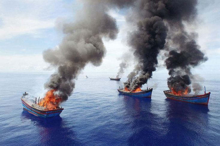 """The president of Palau decries those who are """"raping our marine environment."""""""