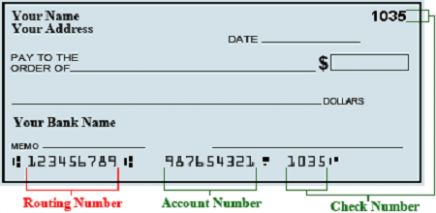 charter one bank routing number illinois