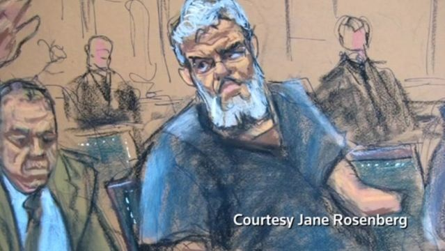 VIDEO: Islamist cleric Abu Hamza al-Masri appears in court - http://therealconservative.net/2014/03/31/commentary/world/video-islamist-cleric-abu-hamza-al-masri-appears-in-court/