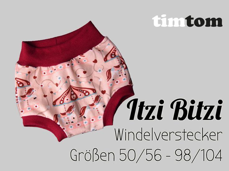 Hier kommt also Itzi Bitzi, der Windelverstecker. Den Schnitt hab ich 2013 für den Mini-Mo erstellt, er war da ein Jahr alt. Eigentlich war der Schnitt dazu gedacht, Windeln abzudecken (ich hab ein Problem damit,[...]