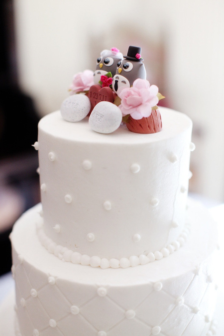 93 best cake toppers images on Pinterest | Wedding cake ...