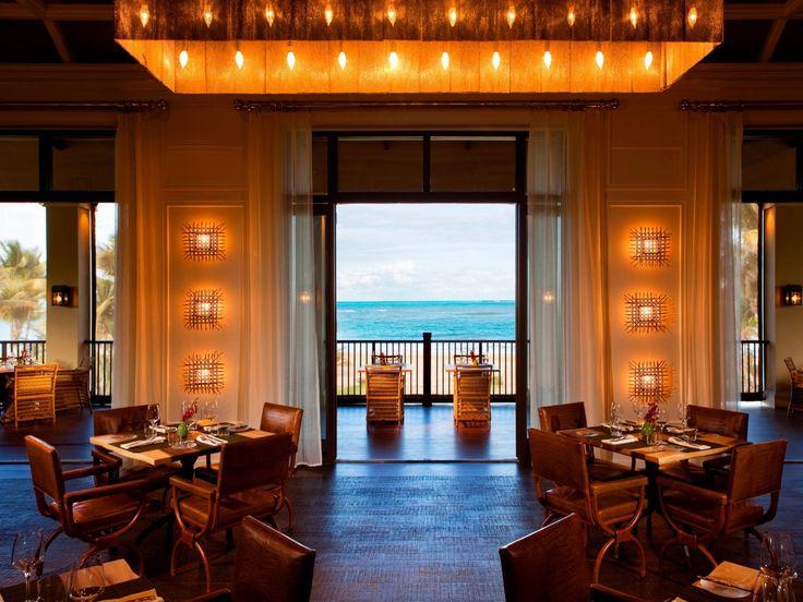 The St. Regis Bahia Beach Resort, Puerto Rico - Fern Restaurant