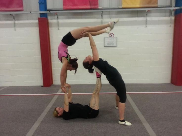 51 best images about Acro Tricks on Pinterest | Yoga poses ...