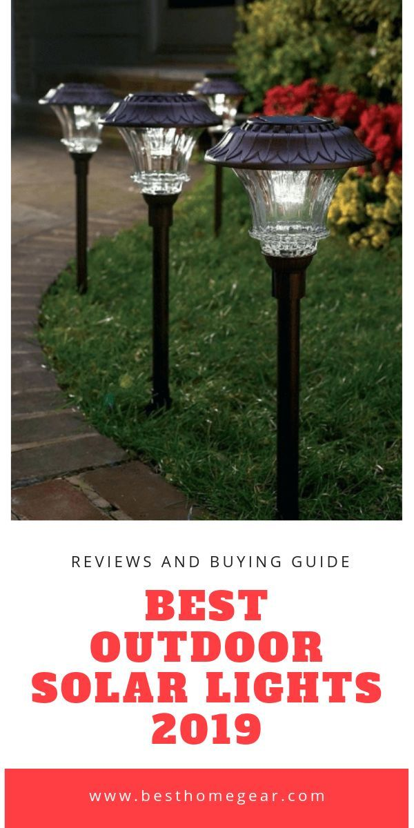 Best Outdoor Solar Lights Reviews