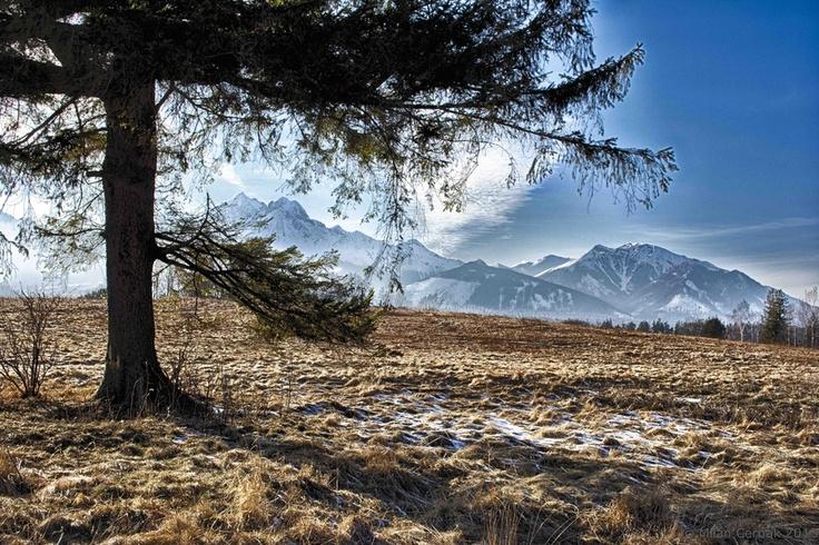 High Tatras HDR