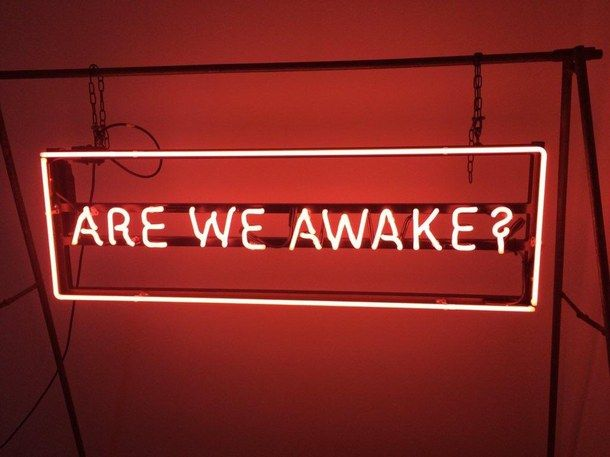 1975, art, awake, beautiful, glow, grunge, indie, lights, lyrics, music, neon, neonlights, neonsign, quotes, red, sign, tumblr, the1975