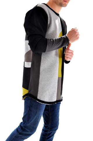 Bluza handmade pentru barbati U3192, marca Different Cut