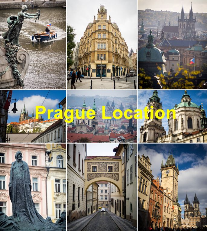 This picture represents various locations of the beautiful #city #Prague. Just plan a trip and take the advantage of enjoying this beautiful architectural city. Prague #city #tour can be one of your lifetime achievement.