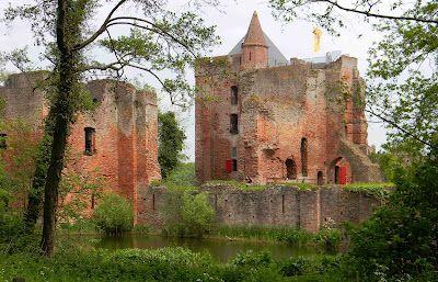 Ruine Brederode in Santpoort