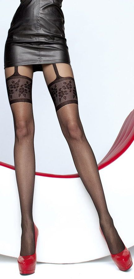 Solo toys lace stockings | Erotic pictures)