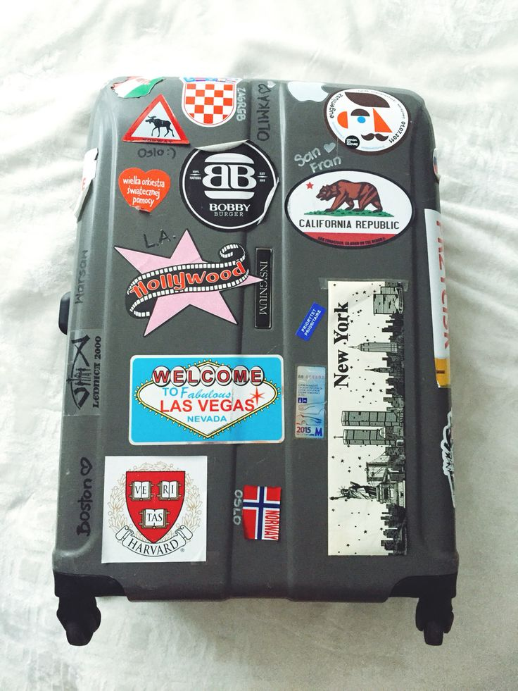 walizka podróżnika // traveler suitcase. #travel #explore