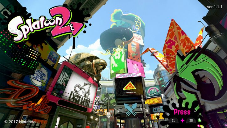 Nintendo's surprise-hit third-person paintball game returns for a second outing on a much more popular and relevant console. Here's our Splatoon 2 Review.