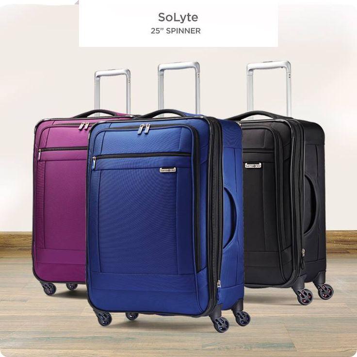 39 best Softside Luggage images on Pinterest | Travel luggage ...