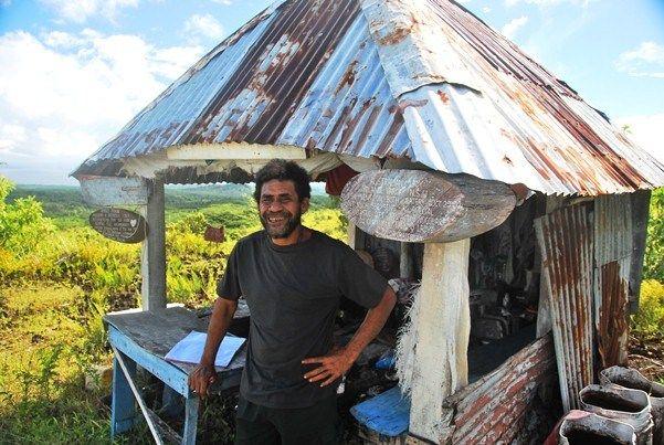 Historic Volcano Eruptions Mt Matavanu in Samoa   The Travel Tart Blog