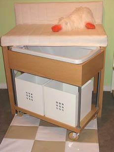 banheira quarto bebe