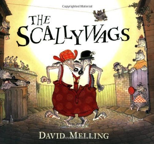 The Scallywags on TheBookSeekers.