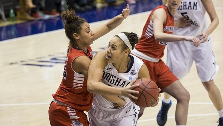 WCC releases 2014-15 women's basketball schedule | The Official Site of BYU Athletics Morgan Bailey