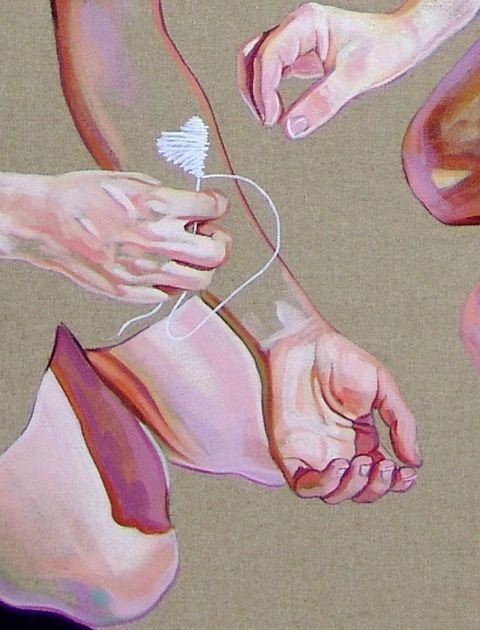 Cristina Troufa, portuguese artist