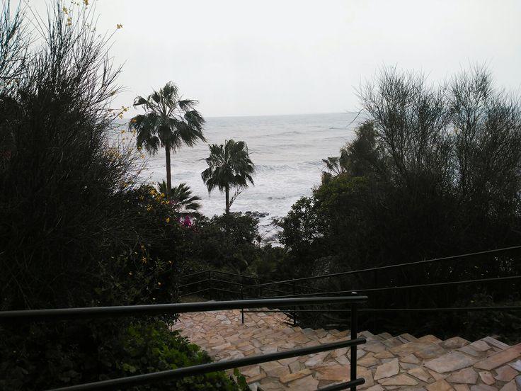Waves in my paradise. (Málaga, Andalusia) #waves #sea
