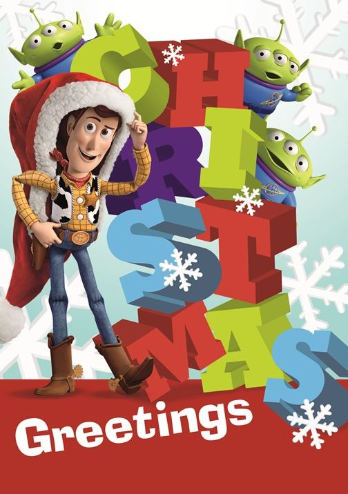 Toy Story Christmas : Images about toy story cards on pinterest