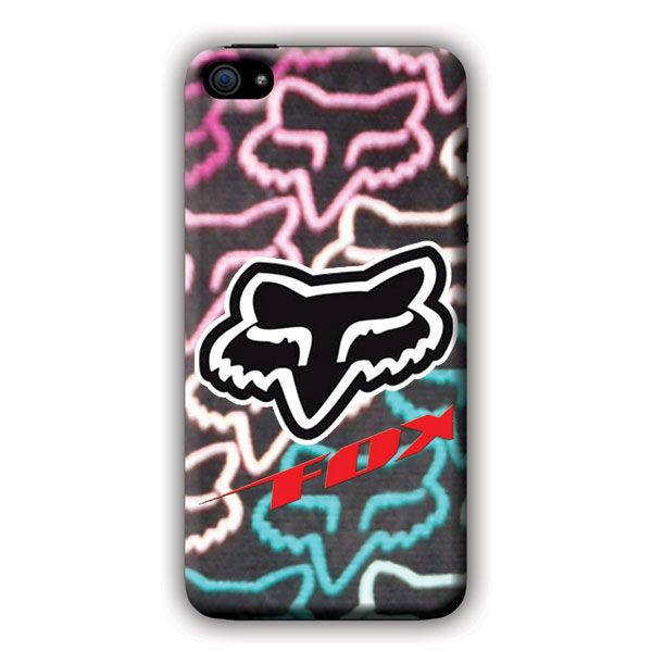 FOx Racing (neon pattern) iPhone 6 i6 Case