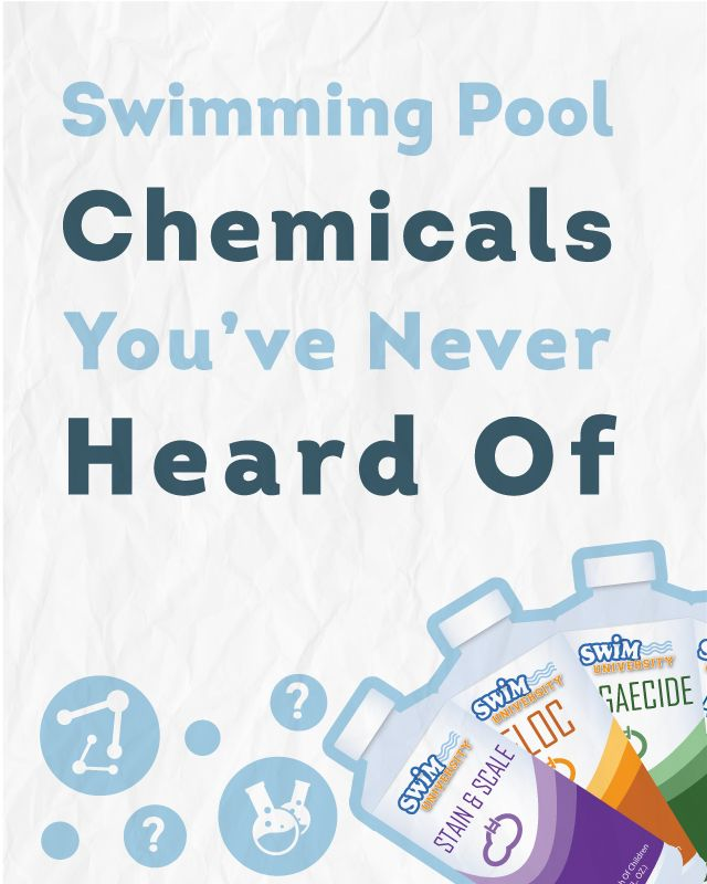 8 Best Images About Pool Chemicals On Pinterest Pools
