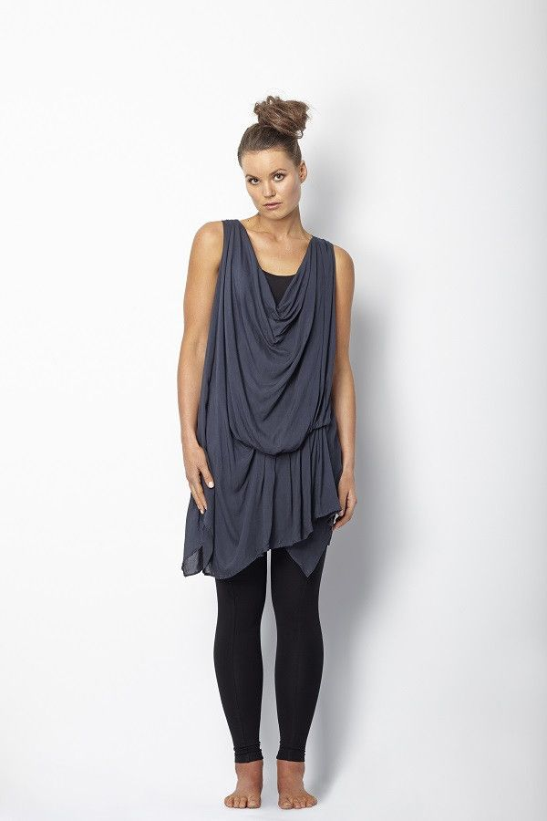 Sancerre Gisella Tunic in Midnight On Sale now $118.95