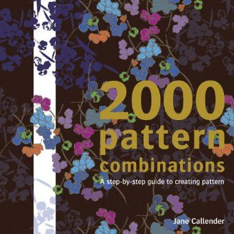 A very useful book for learning various pattern designs, recommended essential reading if you are into textile or surface design.
