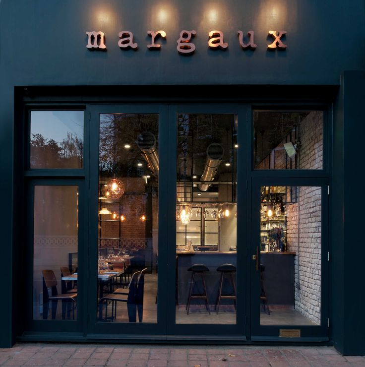 Welcome to Margaux - A Modern European Restaurant