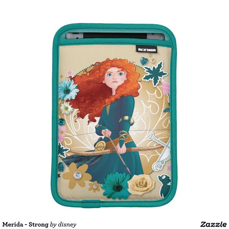 Merida - Strong iPad Mini Sleeve #funda #sleeve