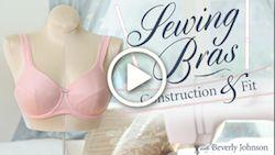 sewing bras