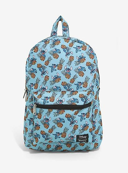 059a25fd78c Loungefly Disney Lilo   Stitch Pineapple BackpackLoungefly Disney Lilo   Stitch  Pineapple Backpack