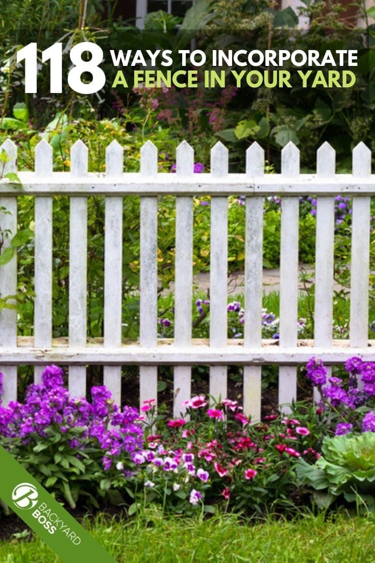 118 Fence Ideas And Designs Diffe